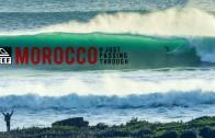 サーフィン in モロッコ