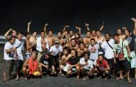 【ナイトサーフィン】バリ島、夜のサーフィンが超かっこいい!