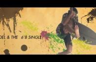 【ジョエルフィッツジェラルド】Joel Fitzgerald and his 6'8″ Single Fin