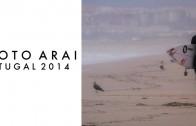 新井洋人 (Hiroto Arai) in ポルトガル 2014