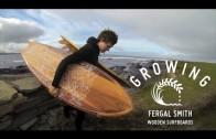 Fergal Smith – ウッドボード