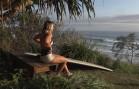 21歳 キラ・インズ オーストラリアンガールロングボーダー
