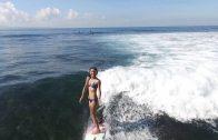 バリ島JPSAジャパンプロサーフィンツアー2016 フリーセッション